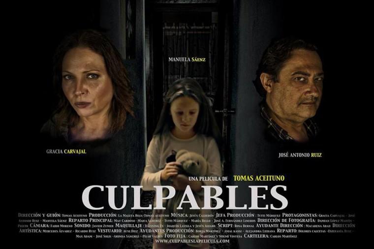"""Islantilla disfrutará del largometraje """"Culpables"""" de Tomás Aceituno"""